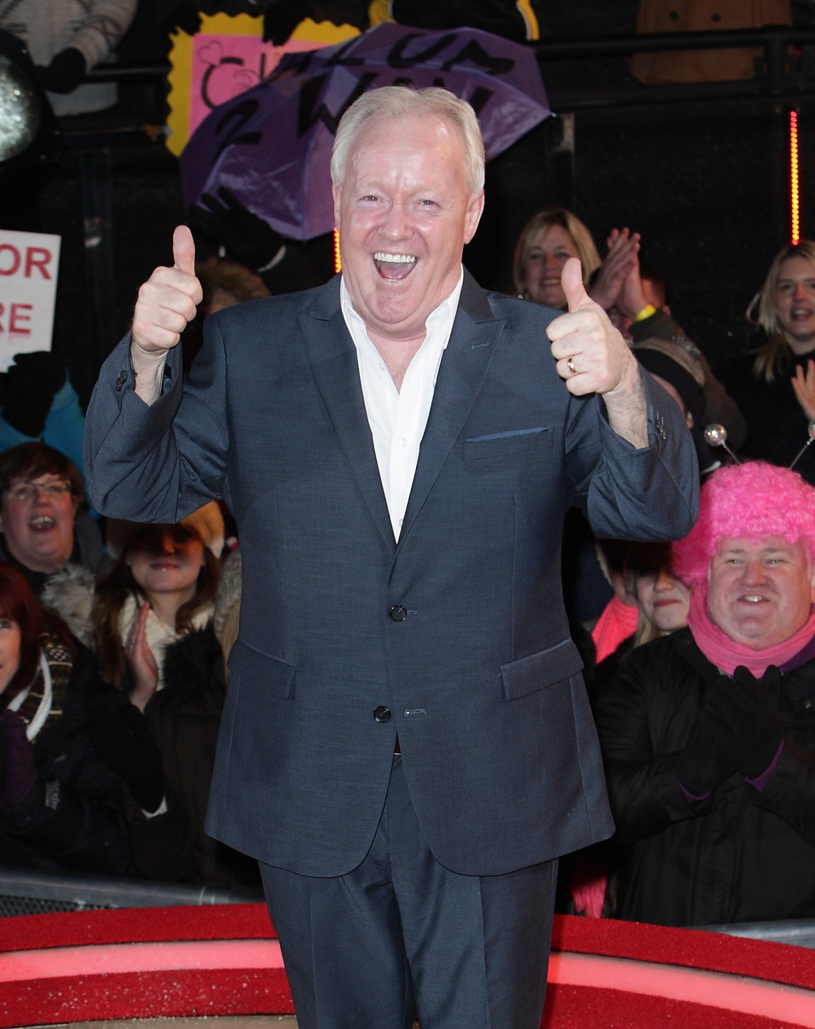 North Shropshire resident and TV star Keith Chegwin dies aged 60