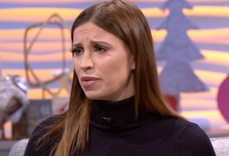 Ferne McCann Totally Shuts Down Lorraine Kelly Over Arthur Collins Questions