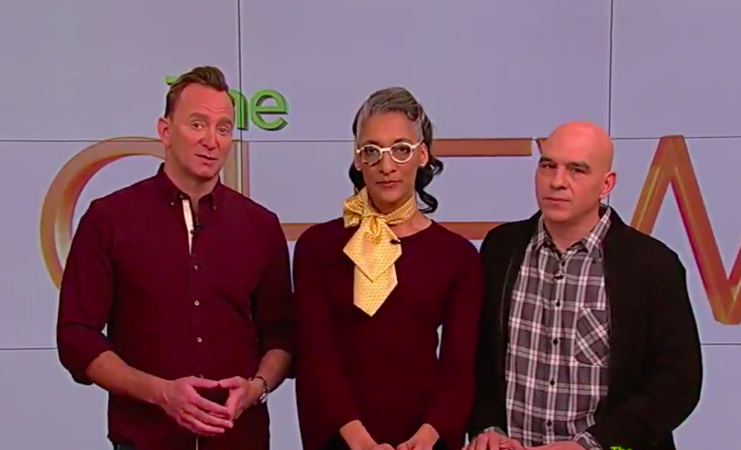 'The Chew' Co-Hosts Break Silence on Disgraced Colleague