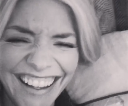 Holly Willoughby melts fans' hearts with cutest video of her youngest child