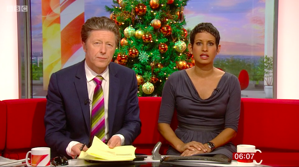 Oops! Viewers are quick to point out big mistake on BBC Breakfast!