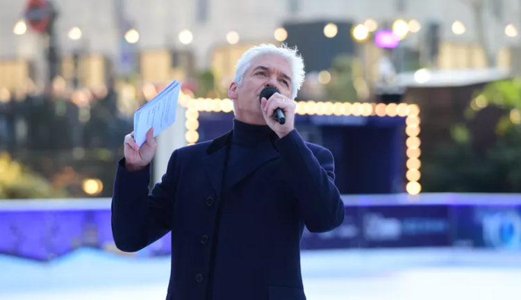 Phillip Schofield: Dancing On Ice changes were 'essential' to reboot