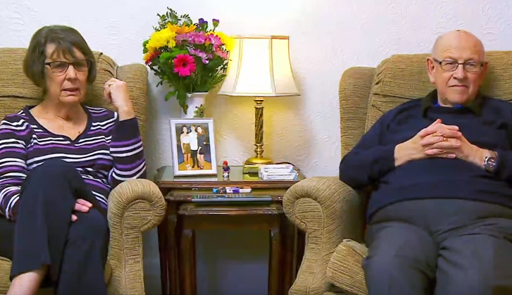 Gogglebox star Leon Bernicoff dies at 83