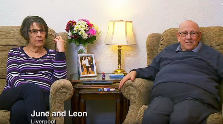 Gogglebox fans pay emotional tribute to Leon Bernicoff as first episode airs since his death