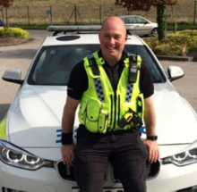 PC Dave fields (Credit: Twitter)