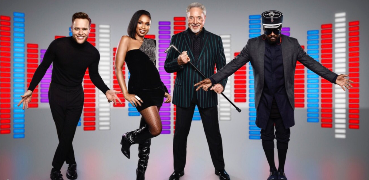 The Voice confirms Craig David and Black Eyed Peas as the first celebrity mentors