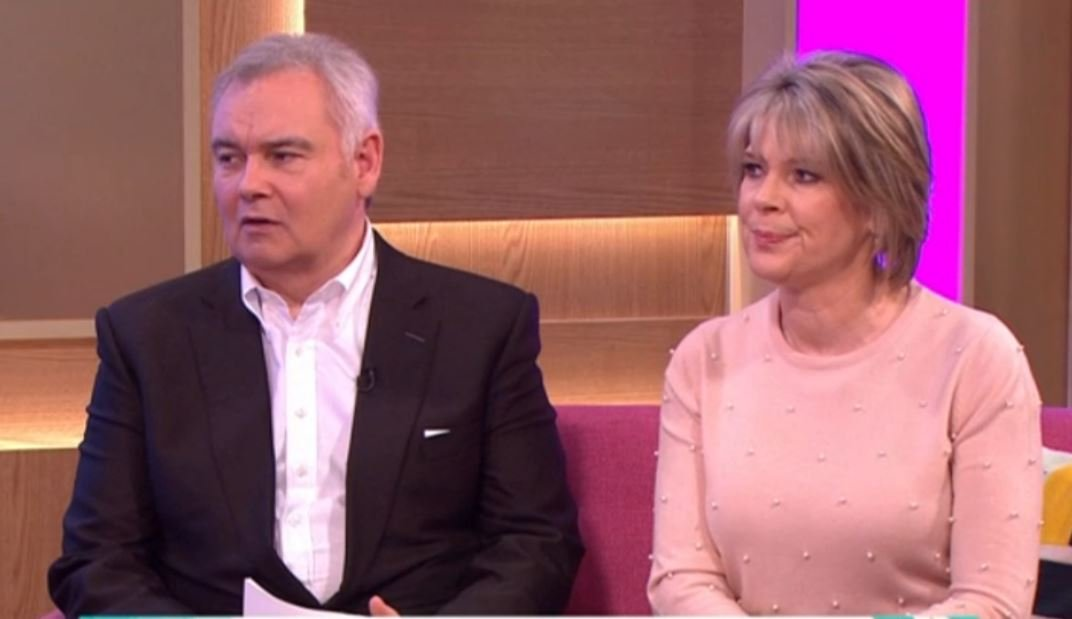ruth langsford reveals new extensions after menopause. Black Bedroom Furniture Sets. Home Design Ideas