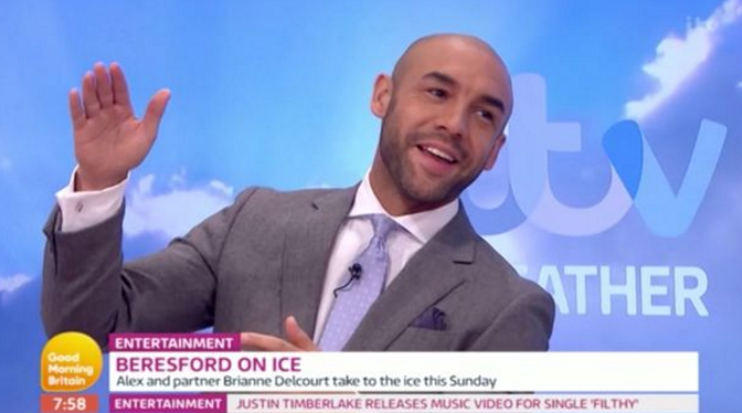 ITV build BRAND NEW studio for Dancing On Ice relaunch