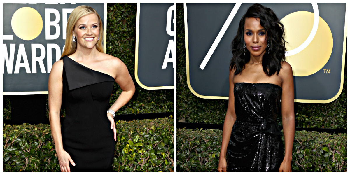 Golden Globes 2018: Actresses Wear Black in Protest, Here's Why