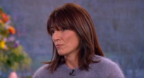 Davina McCall says she will 'never' talk about her marriage split as she addresses her festive Instagram video