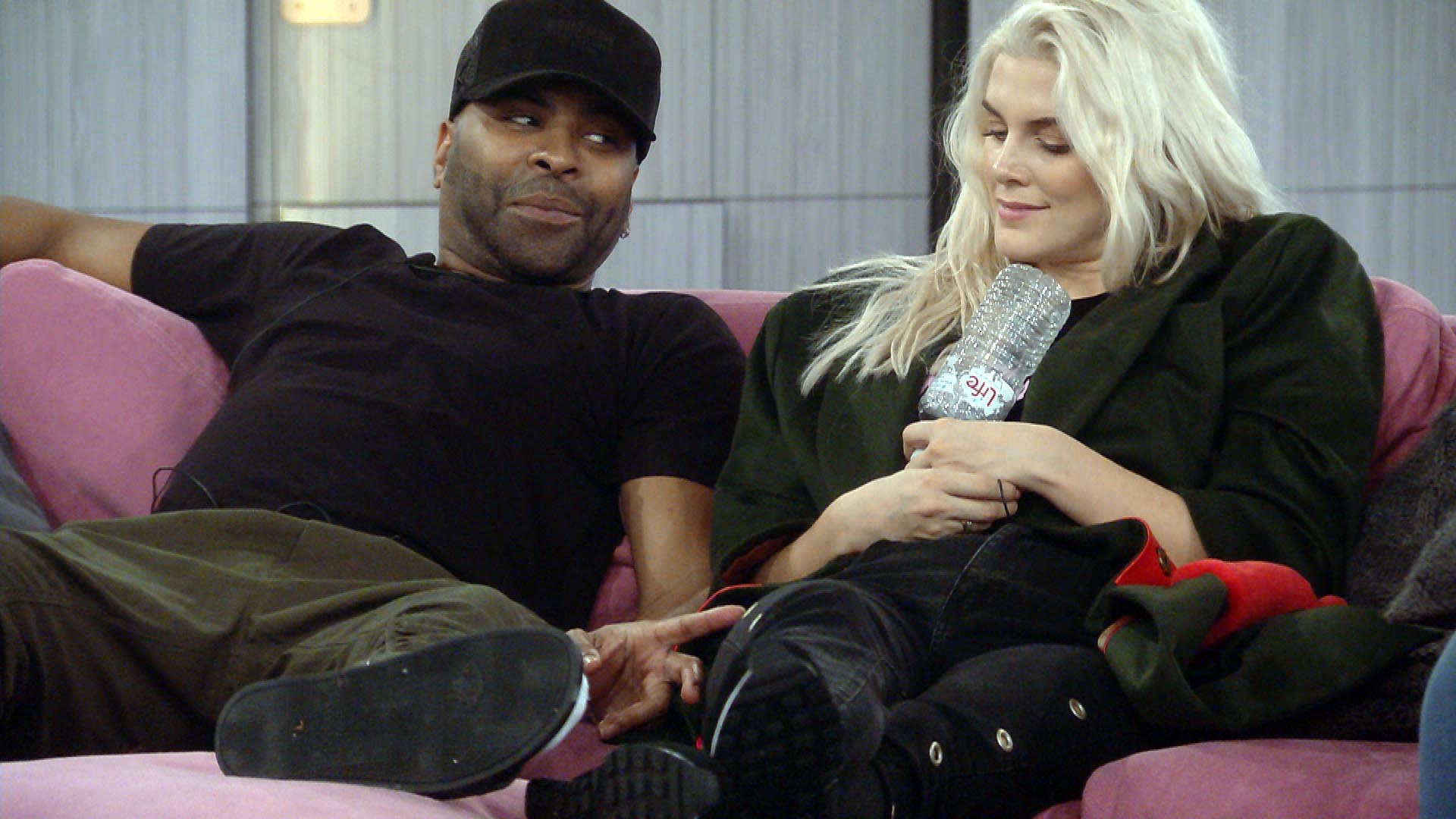 'Over it!' - CBB viewers bored of Ashley and Ginuwine's 'showmance'