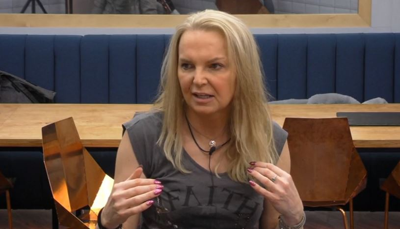 Celebrity Big Brother's India Willoughby Stuns Housemates With Alien Abduction Claim