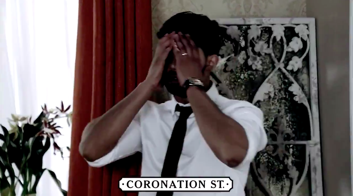 Coronation Street SPOILER: Zeedan discovers Rana's affair!