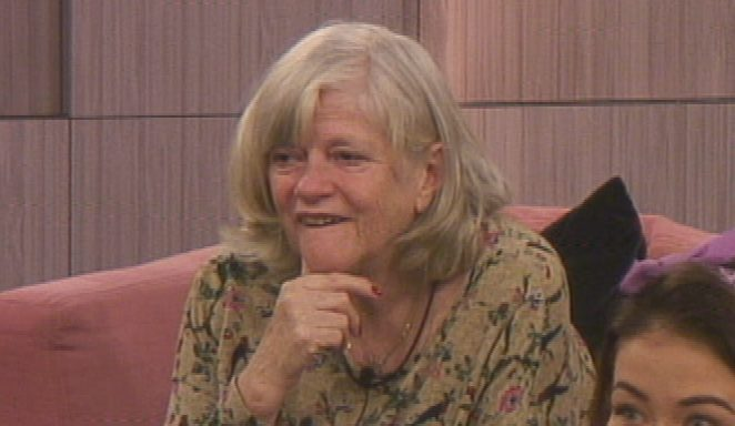Cbb Call Ann Widdecombe S Hair Struggle The Quot Funniest