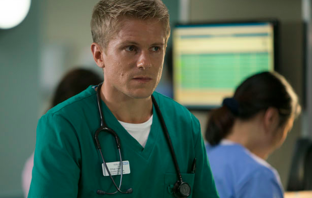 Casualty's George Rainsford - aka Ethan Hardy - teases shock exit