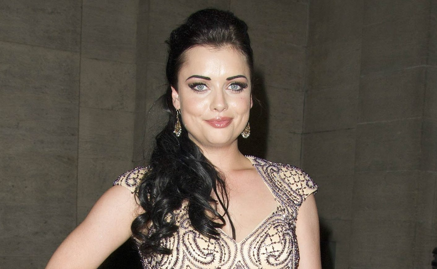 Shona McGarty has just got engaged!