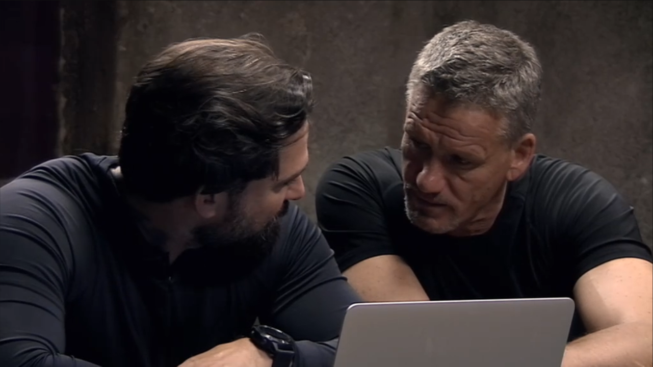 sas  who dares wins viewers in shock as candidate roasted for lying on cv
