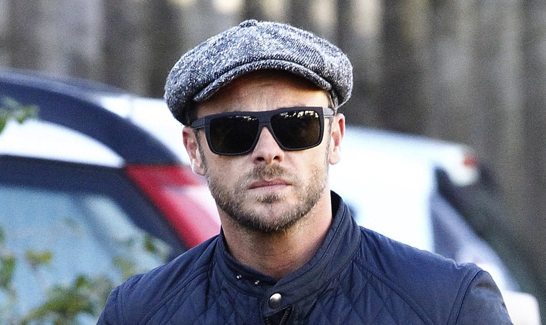 Ant McPartlin arrested after failing roadside breath test