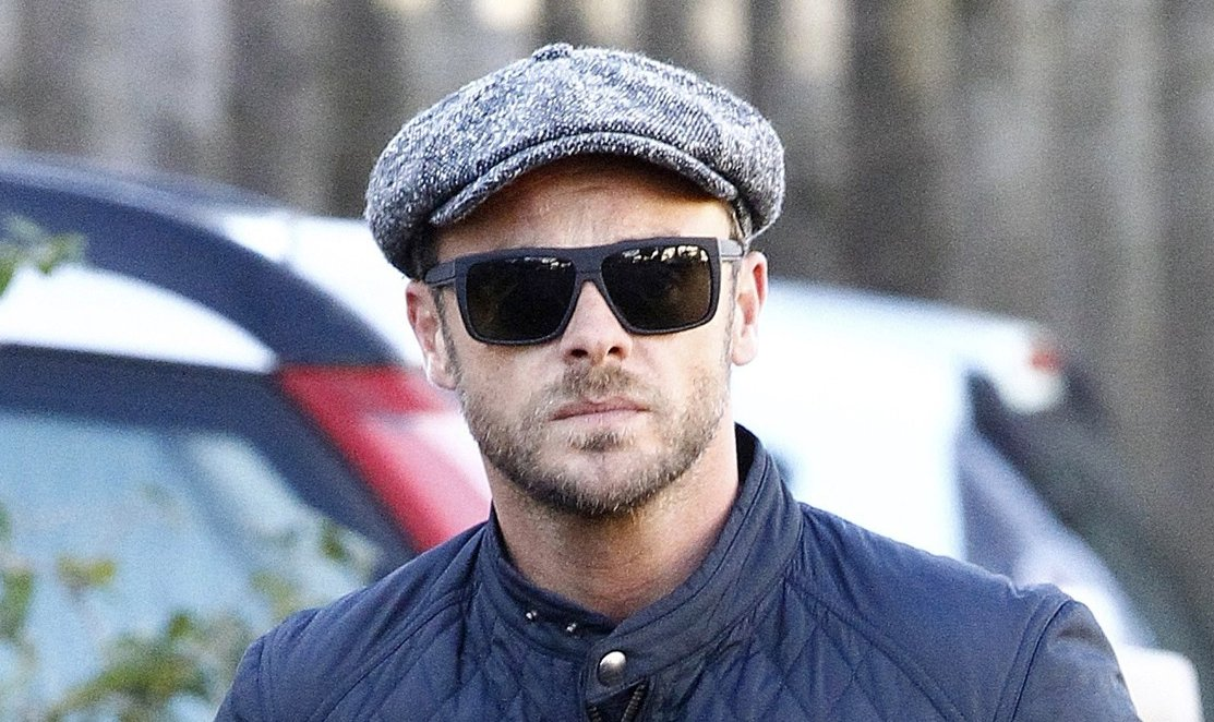 Television Presenter Ant McPartlin arrsted over drink-driving collision