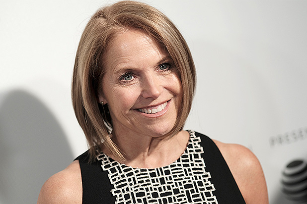 NEW YORK, NY - APRIL 20: Katie Couric attends the 'Genius' Premiere during the 2017 Tribeca Film Festival at BMCC Tribeca PAC on April 20, 2017 in New York City. (Photo by Dimitrios Kambouris/Getty Images for Tribeca Film Festival)