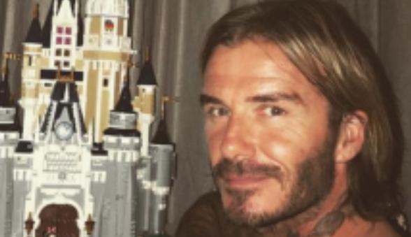 David Beckham launches Miami Major League Soccer team