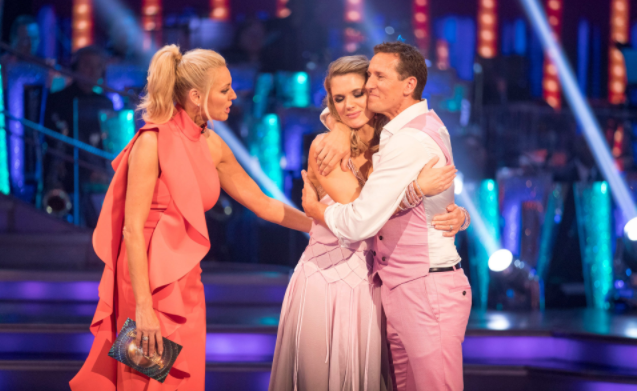 Brendan Cole 'in shock' at being dropped from Strictly Come Dancing""
