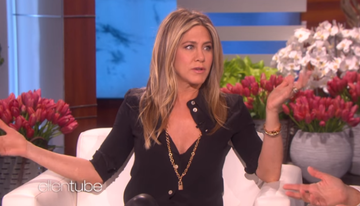 Friends reunion: Jennifer Aniston says 'anything is a possibility'