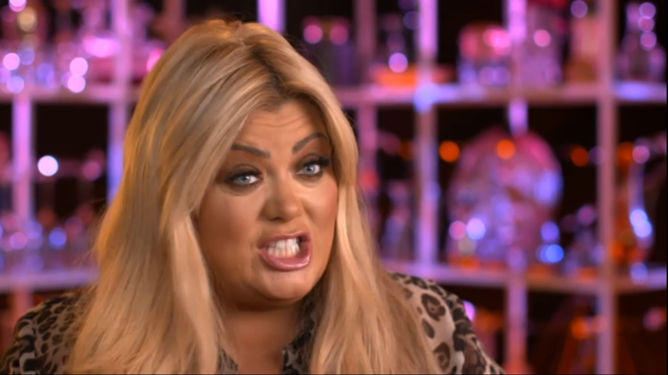 "Gemma Collins branded a ""disgrace"" for standing up Celebs Go Dating suitor on romantic trip to Paris"