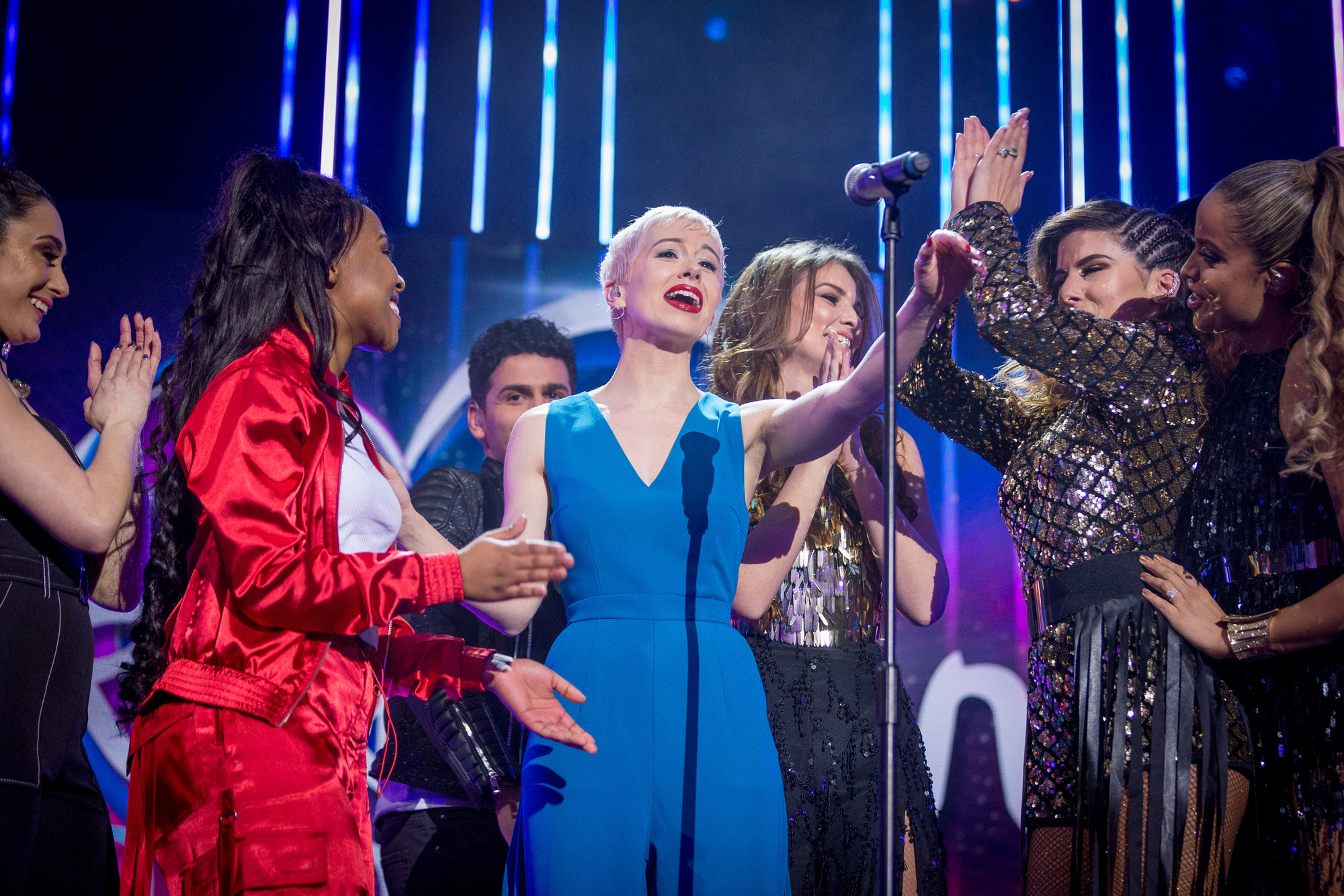 Hertfordshire singer-songwriter SuRie to represent United Kingdom at Eurovision