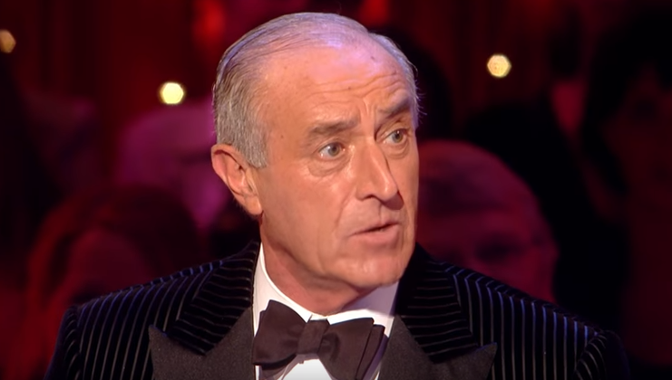 Len Goodman reveals why he doesn't keep in touch with Strictly judges