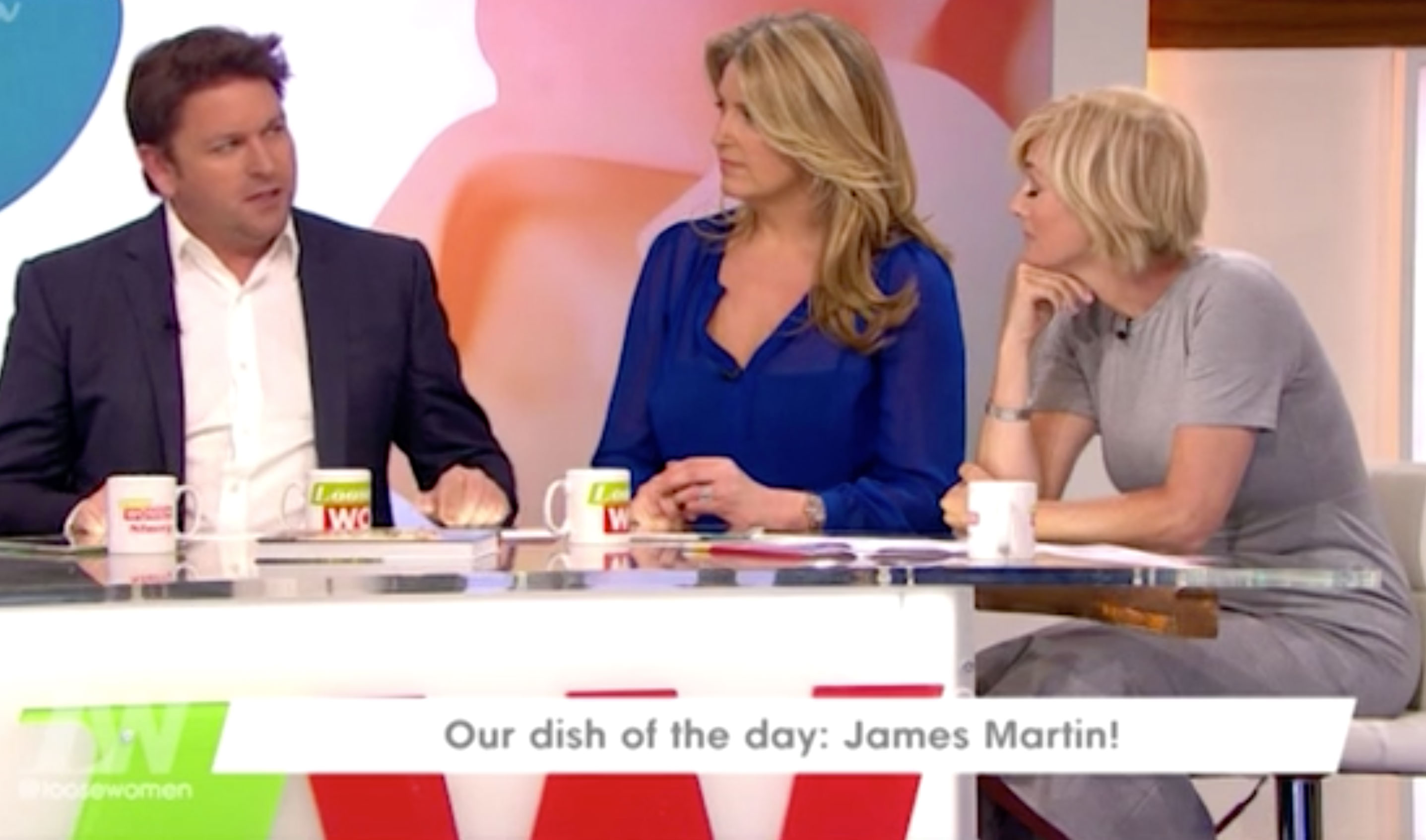 James Martin Reveals Shock Death That Prompted Him To Reassess His Life