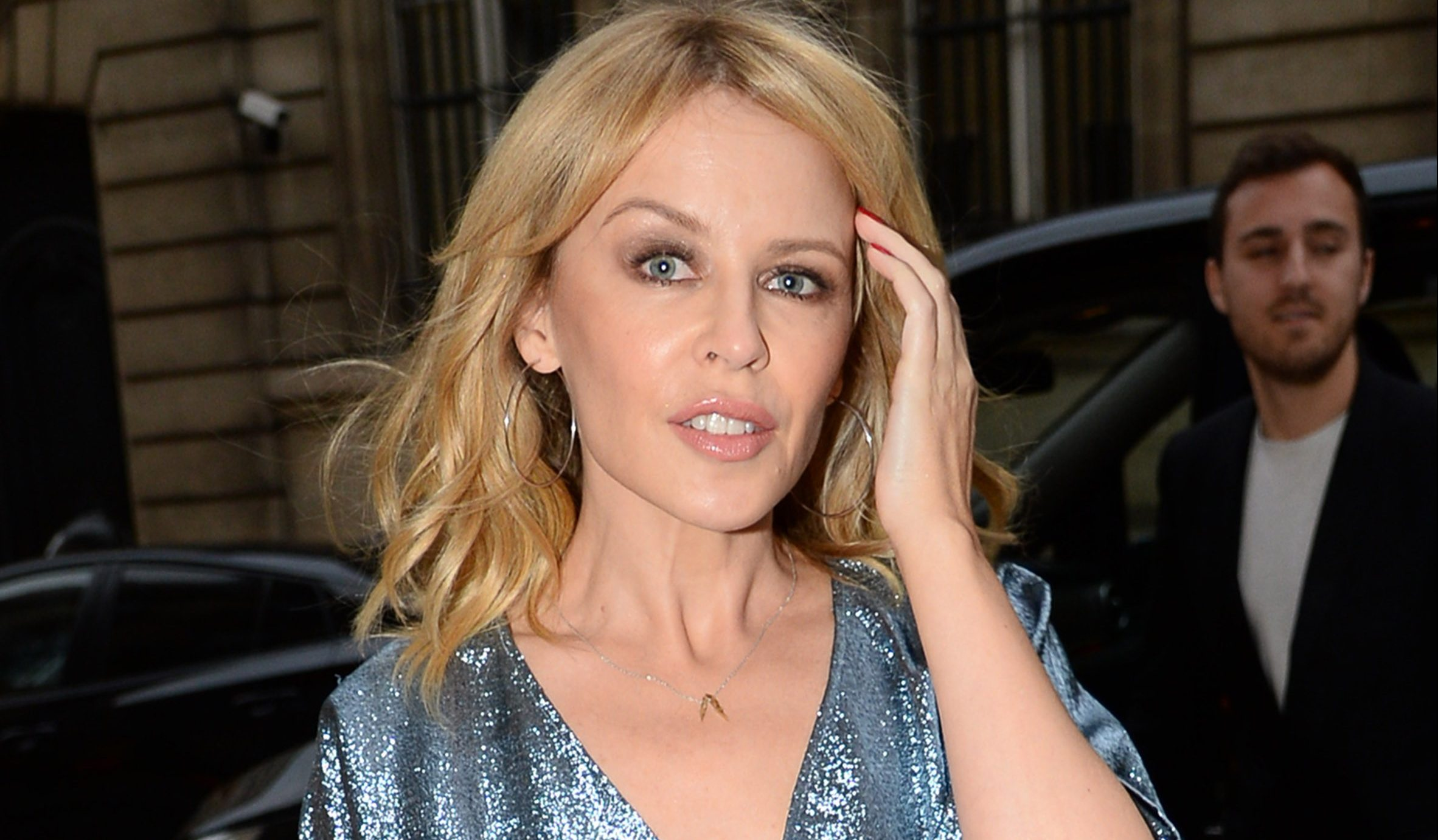Kylie Minogue says she had a