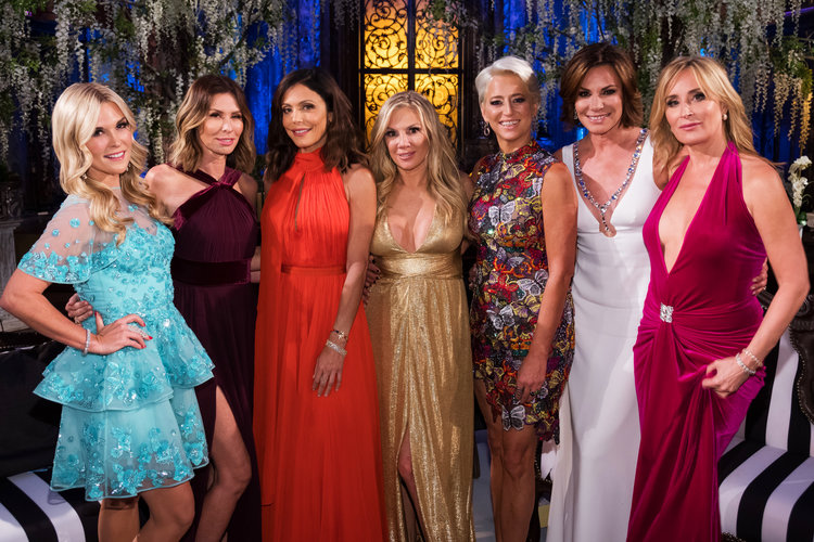 'RHONY' Cast 'Thought They Were Going to Die' in Accident While Filming