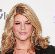 NEW YORK, NY - DECEMBER 03: Actress Kirstie Alley attends the 'Kirstie' premiere party at Harlow on December 3, 2013 in New York City. (Photo by Robin Marchant/Getty Images)