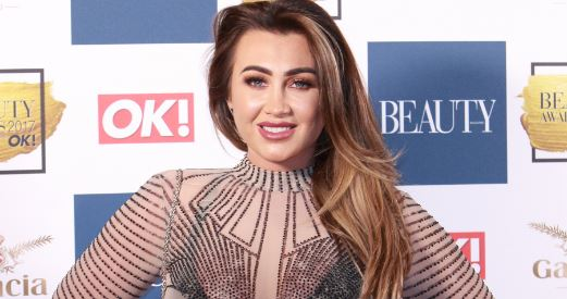 """Doctor bans Lauren Goodger from more cosmetic work branding her """"manly"""""""