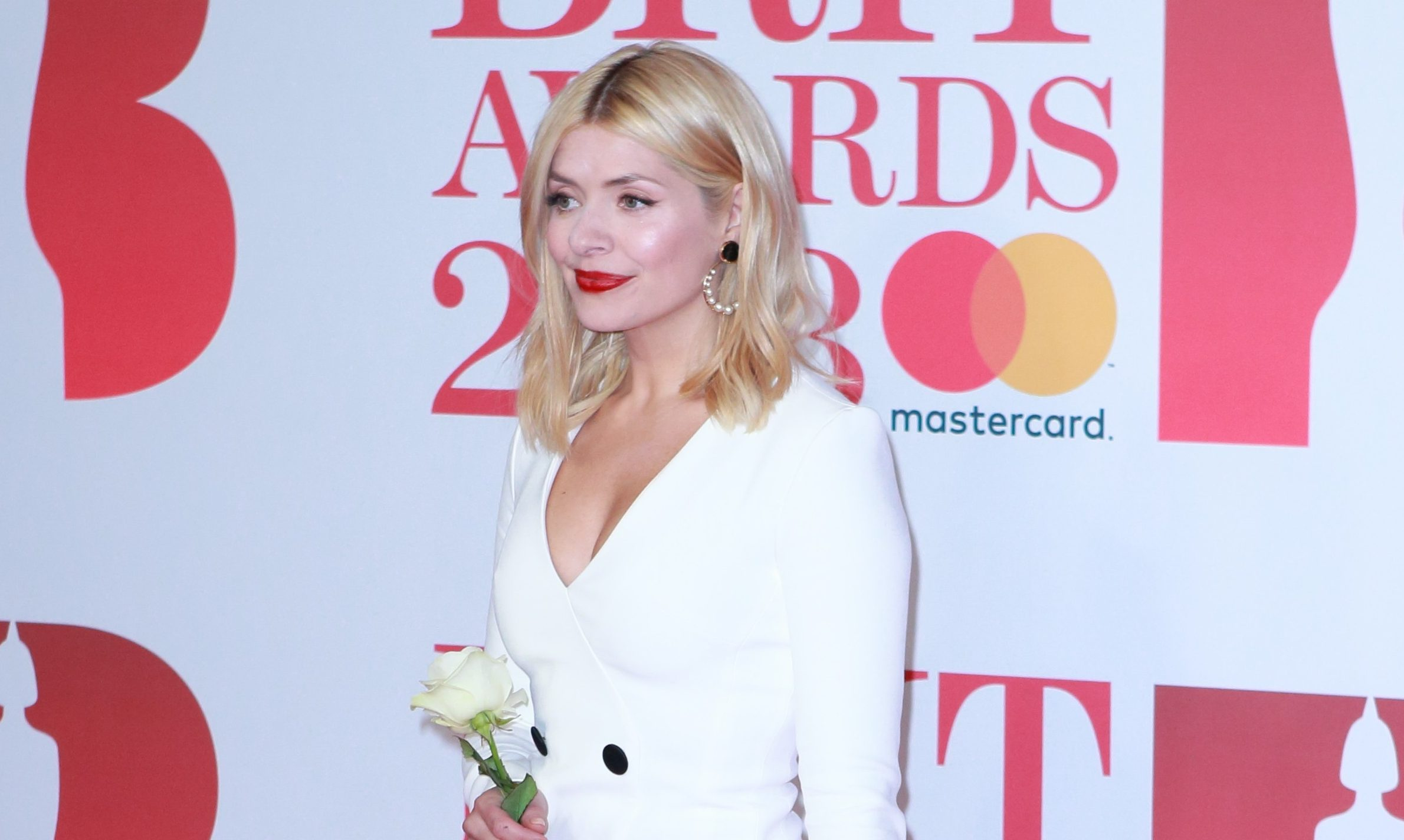 Holly Willoughby attacks photographers for up skirt shots