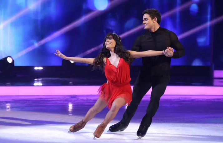 Max Evans Forced To Dance With New Partner Following Ale Izquierdo Illness