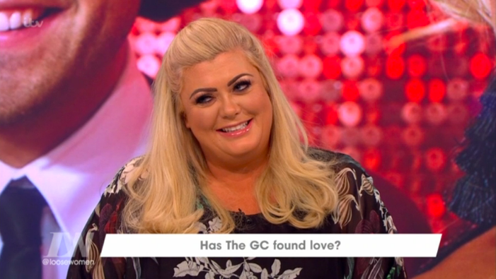 Gemma Collins said she'd marry Arg in front of Laurence