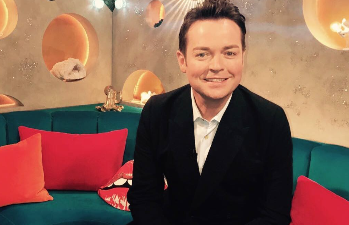 Saturday Night Takeaway fans worried about Stephen Mulhern's mystery injury