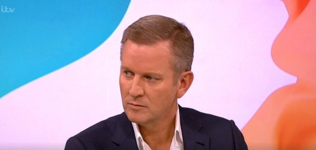 """Jeremy Kyle explains how he """"failed miserably"""" with marriage proposal"""