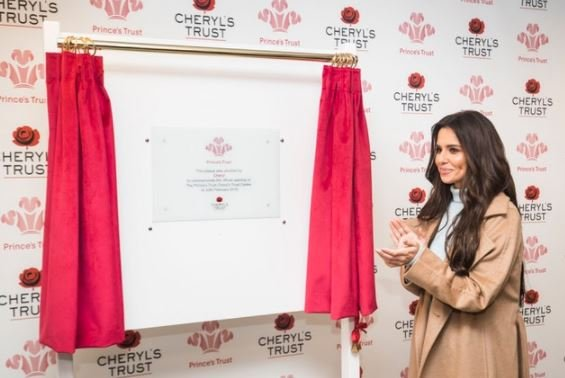 Prince Charles pokes fun at Cheryl's changing surname