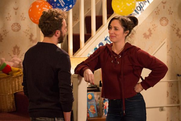 Coronation Street SPOILER: Shona Ramsey turns 'detective' on boyfriend David Platt's rapist Josh Tucker