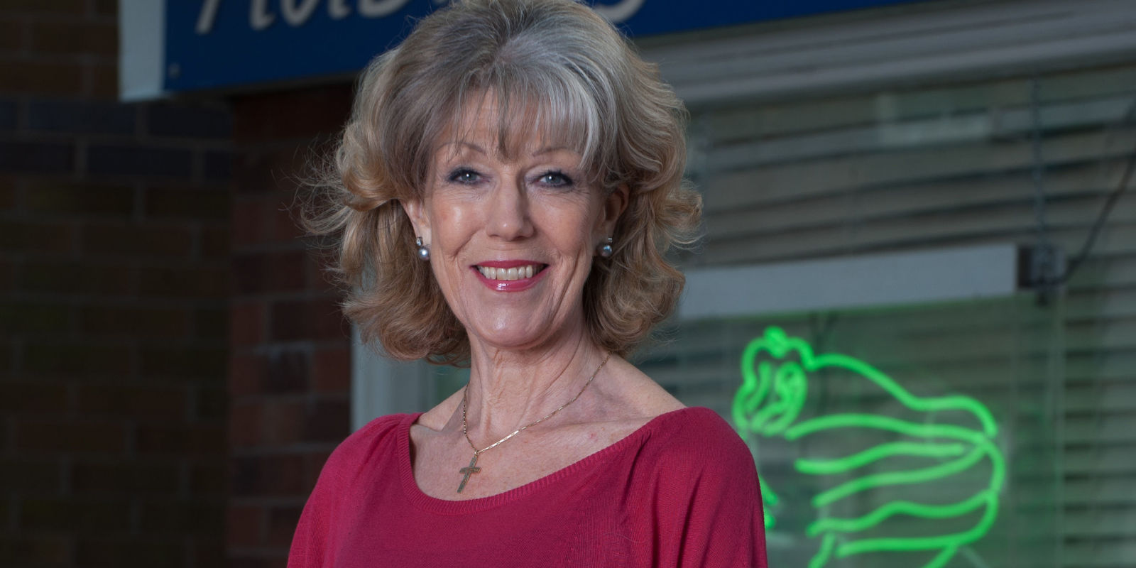 Corrie SPOILER: Gail and David take Audrey hostage