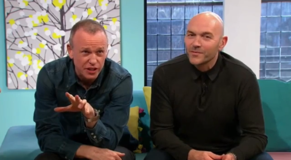 Sunday Brunch forced to apologise after guest swears on live TV