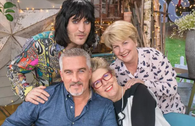 """Great Celebrity Bake Off viewers in hysterics at """"most appalling baker"""" ever crowned"""