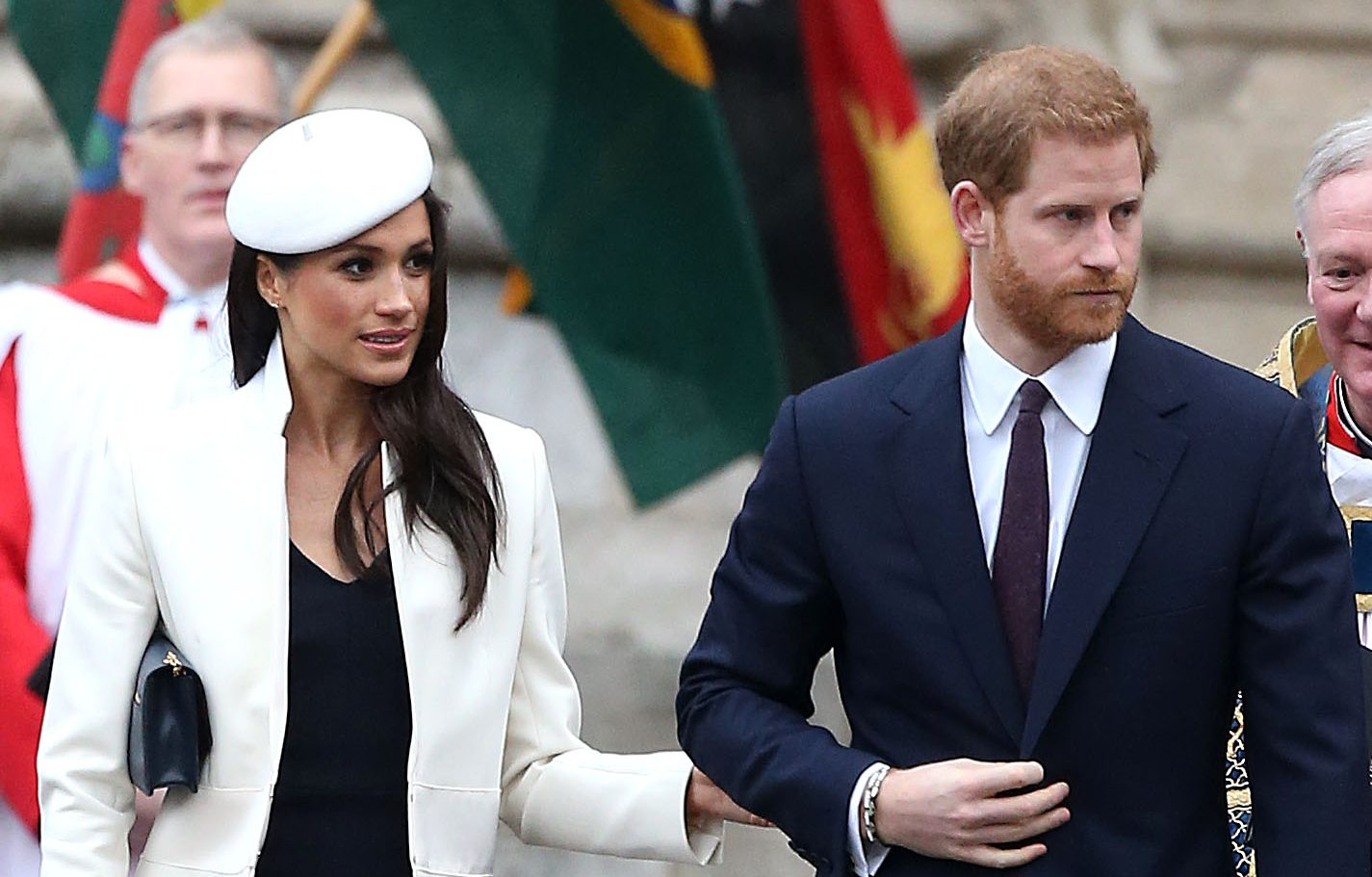 Armed Forces reveal role they'll play in Prince Harry and Meghan Markle's wedding