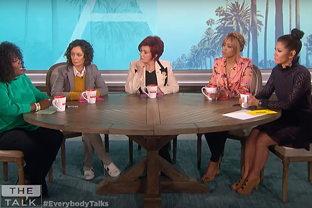 Sheryl Underwood Breaks Down on 'The Talk' as She Discusses Childhood Abuse