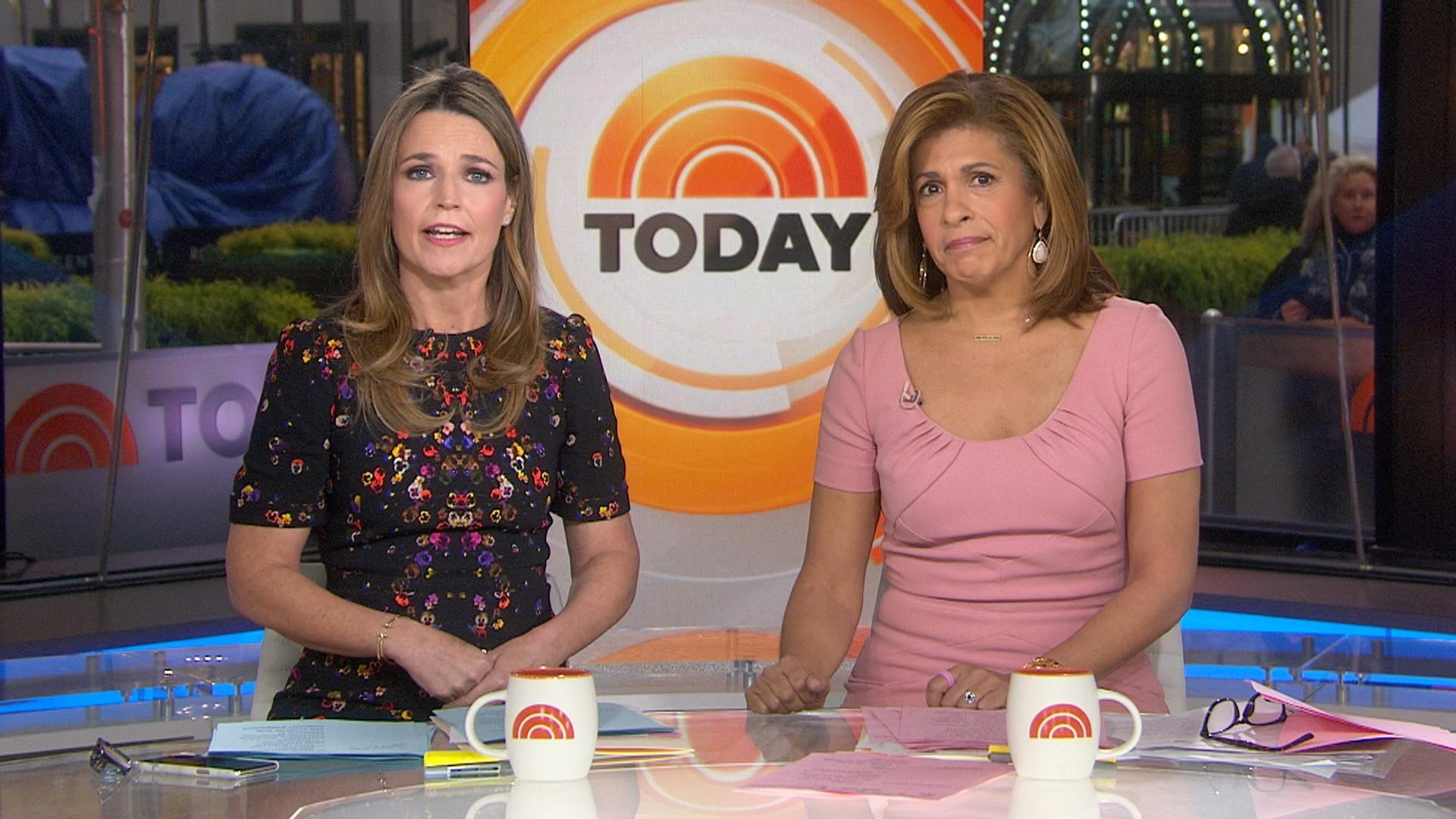 'Today' Co-Host 'So So Sad' About Tragic Story Making National Headlines