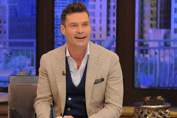 Ryan Seacrest Has 'Priceless' Reaction to Pregnant Guest Co-Host's Baby Surprise