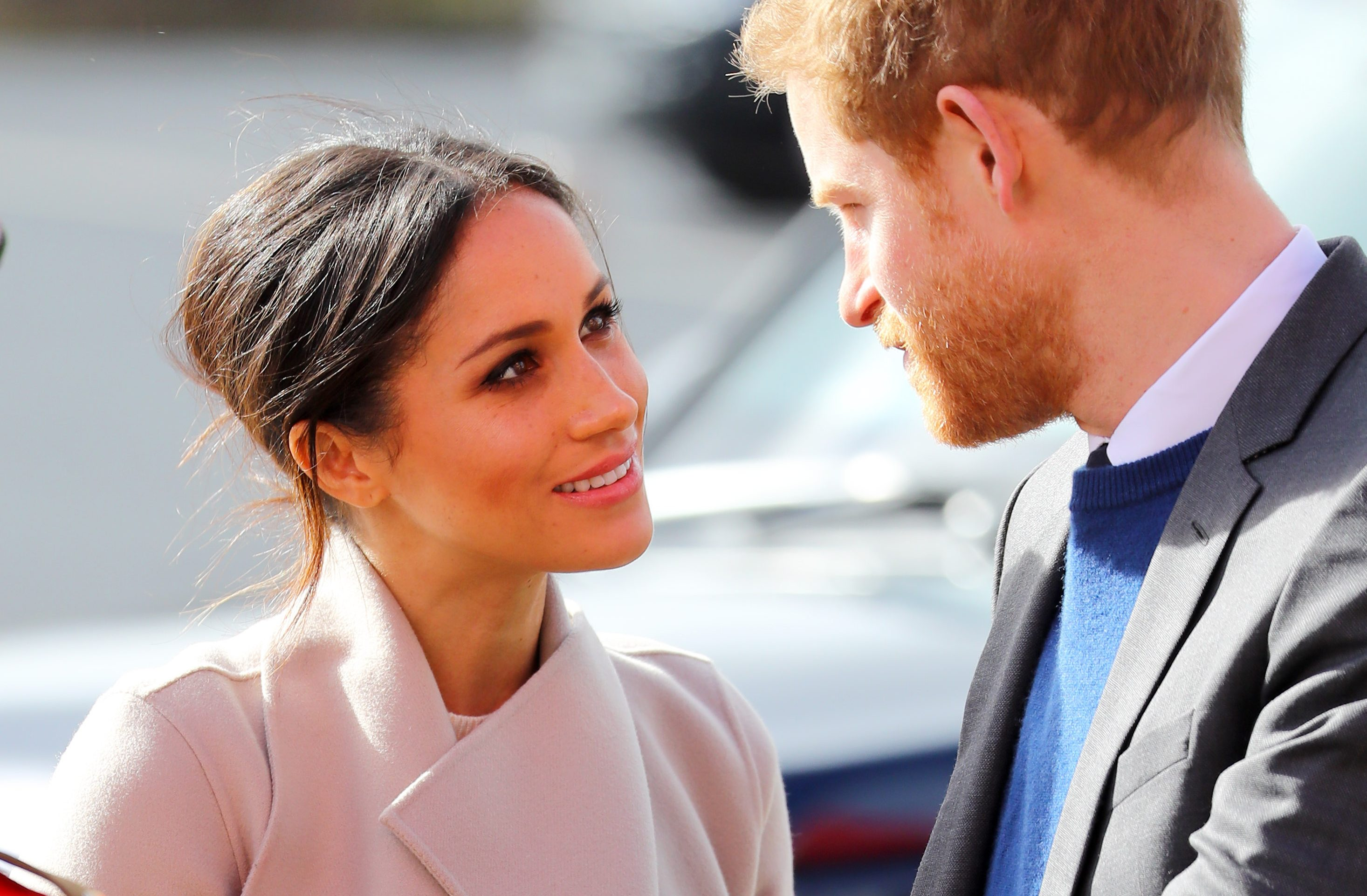 Prince Harry and Meghan Markle reveal dress code for their wedding